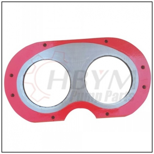 Zoomlion Eight Holes  Wear Plate & Cutting Ring